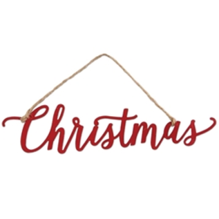 Brownlow Gifts Metal Ornament Charm Christmas