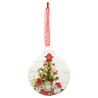 Brownlow Gifts Susan Winget Ornament Christmas Tree