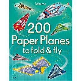 Usborne Usborne 200 Paper Planes to Fold & Fly
