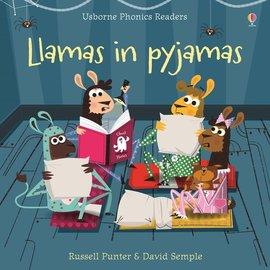 Usborne Usborne Llamas in Pajamas