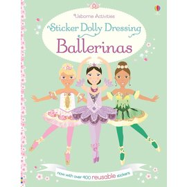 Usborne Usborne Sticker Dolly Dressing Ballerinas