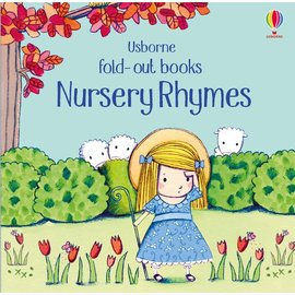 Usborne Usborne Fold-out Book Nursery Rhymes