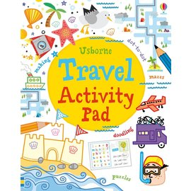 Usborne Usborne Travel Activity Pad