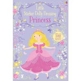 Usborne Usborne Sticker Dolly Dressing Princesses