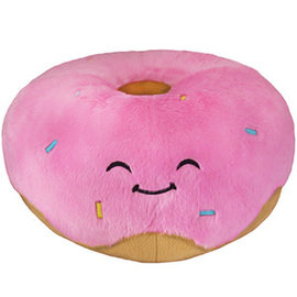Squishable Squishable Pink Donut 15 inch CLOSEOUT/ NO RETURN
