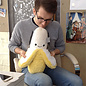 Squishable Squishable Banana 15 inch CLOSEOUT/ NO RETURN