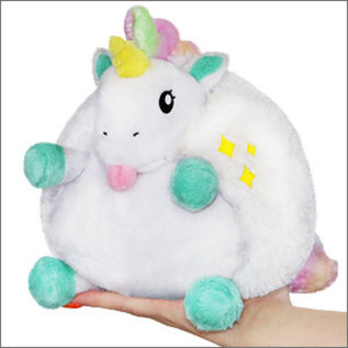 Squishable Squishable Mini Baby Unicorn 7 inch
