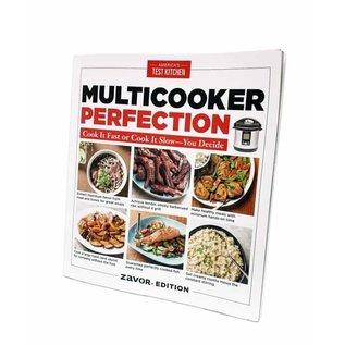 Zavor Multicooker Perfection Cookbook
