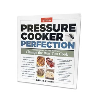 Zavor Pressure Cooking Perfection Cookbook