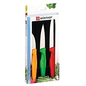 Wusthof Wusthof Zest 3pc Paring Knife Set Multi Color in Hanging Box