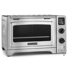 KitchenAid KitchenAid Digital Convection Countertop Oven Stainless Steel KCO273SS DISCONTINUED