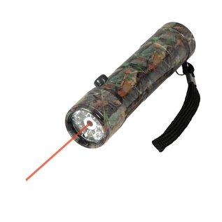 Rivers Edge Rivers Edge Camo Laser Pointer LED Flashlight
