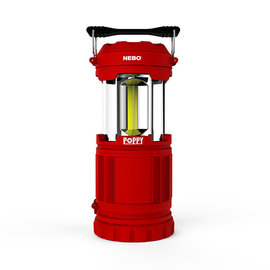 Alliance Sports Group NEBO Poppy Combination Lantern & Spotlight Red