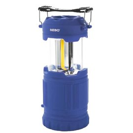 Alliance Sports Group NEBO Poppy Combination Lantern & Spotlight Blue