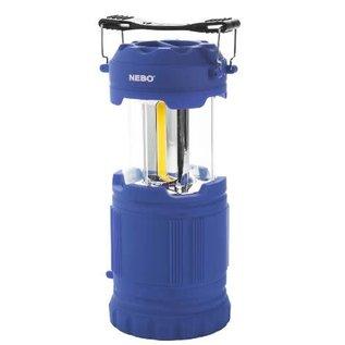 Alliance Sports Group NEBO Poppy Combination Lantern & Spotlight Blue