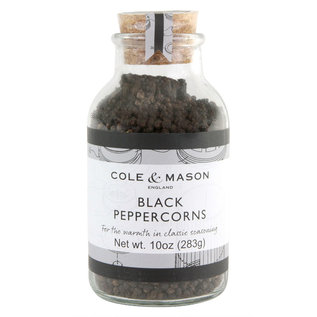 Cole & Mason Cole & Mason Black Peppercorn Large Spice Jar 10 oz