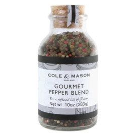 Cole & Mason Cole & Mason Gourmet Peppercorn Blend Large Spice Jar 10 oz