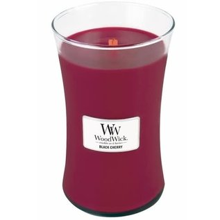 WoodWick Candle WoodWick Candle Large Black Cherry