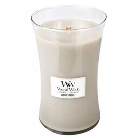 WoodWick Candle WoodWick Candle Large Wood Smoke