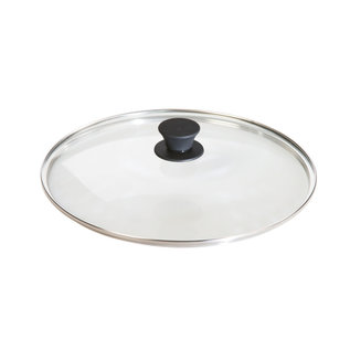 Lodge Cast Iron Lodge Tempered Glass Lid 12 inch