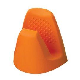 Harold Import Company Inc. HIC Silicone Pot Grabber Orange