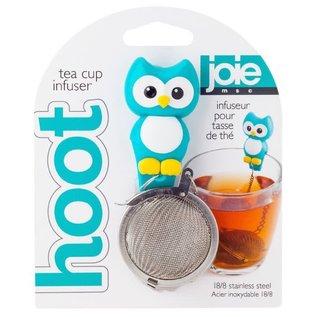 Harold Import Company Inc. HIC Hoot-Tea Cup Infuser