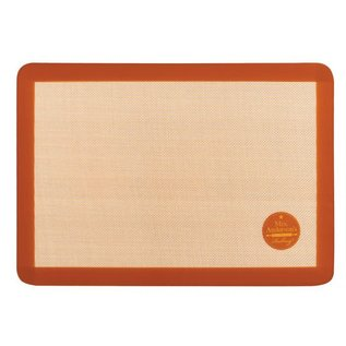 Harold Import Company Inc. HIC Mrs. Anderson's Silicone Baking Mat TWO THIRDS SHEET 14.25 inch X 20.5 inch