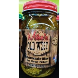 Mike's Old West Red Rattlesnake Bites MIO
