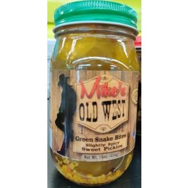 Mike's Old West Green Snake Bites MIO