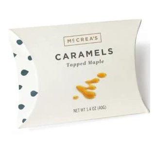 McCrea's Candies McCrea's Tapped Maple Caramels 1.4 oz CLOSEOUT