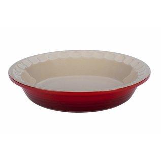 Le Creuset Le Creuset Pie Dish 9 inch Cerise