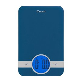 Escali Escali Ciro Digital Scale Blue