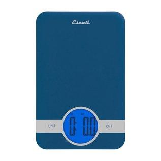 Escali Escali Ciro Digital Scale Blue