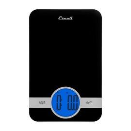 Escali Escali Ciro Digital Scale Black