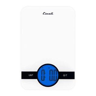 Escali Escali Ciro Digital Scale White