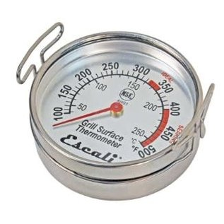 Escali Escali Grill Surface Thermometer NSF Certified