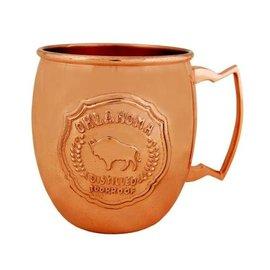 AmericaWare AmericaWare Oklahoma Copper Mule Mug