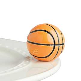 Nora Fleming Nora Fleming Mini Hoop, There It Is! basketball