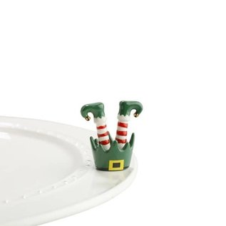 Nora Fleming Nora Fleming Mini Jingle Toes elf feet