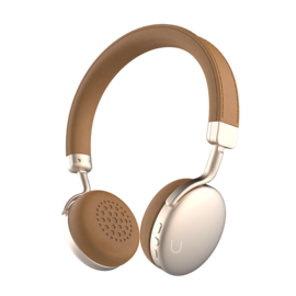 Fashionit Fashionit U Wireless Headphones Brown