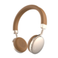 Fashionit Fashionit U Wireless Headphones Brown DISCONTINUED/NO RETURN