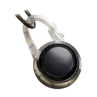Fashionit Fashionit U Mini  Speaker Holder Clear