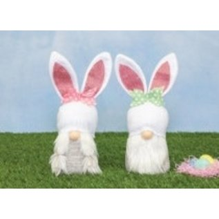 Hanna's Handiworks Easter Bunny Gnome Large Assorted CLOSEOUT/ NO RETURN