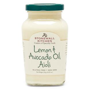 Stonewall Kitchen Stonewall Kitchen Lemon & Avocado Oil Aioli