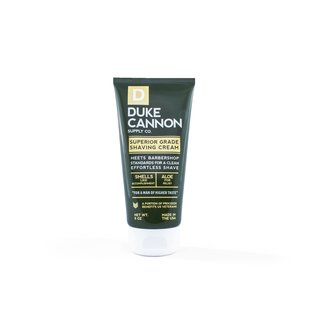 Duke Cannon Supply Co Duke Cannon Superior Grade Shaving Cream