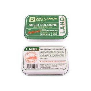 Duke Cannon Supply Co Duke Cannon Solid Cologne Land