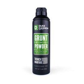 Duke Cannon Supply Co Duke Cannon Grunt Foot & Boot Spray Powder