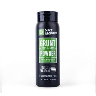 Duke Cannon Supply Co Duke Cannon Grunt Foot & Boot Powder