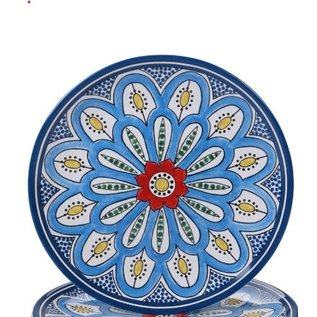 Certified International Certified International Tangier Salad Plate 9 inch  CLOSEOUT/ NO RETURN
