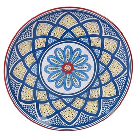 Certified International Certified International Tangier Round Platter 13 inch